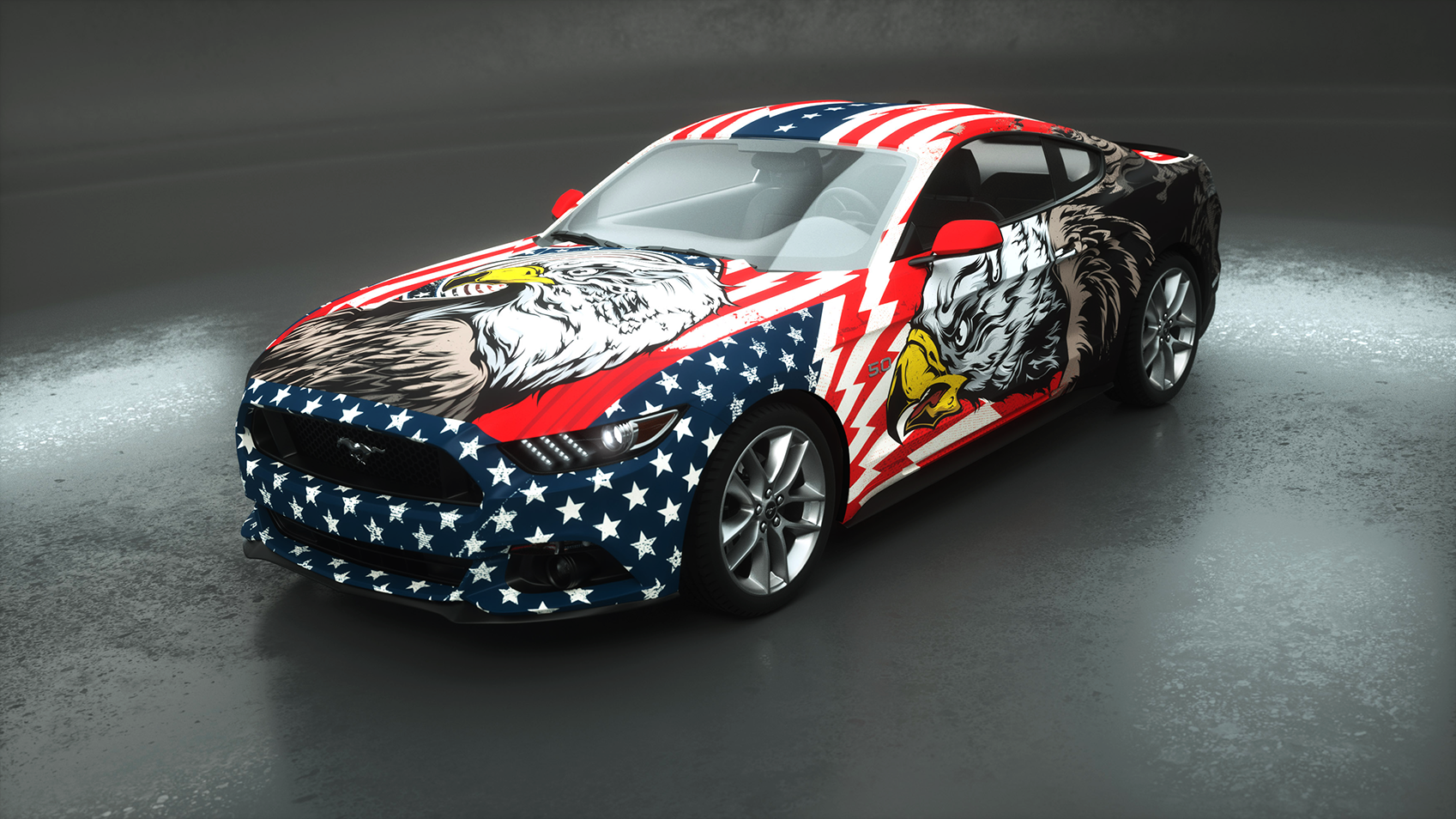 car-wrapping-american-adler-design