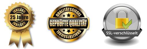 Buttons-25-Jahre-Qualitaet-SSL-Sicher-wegaswerbung