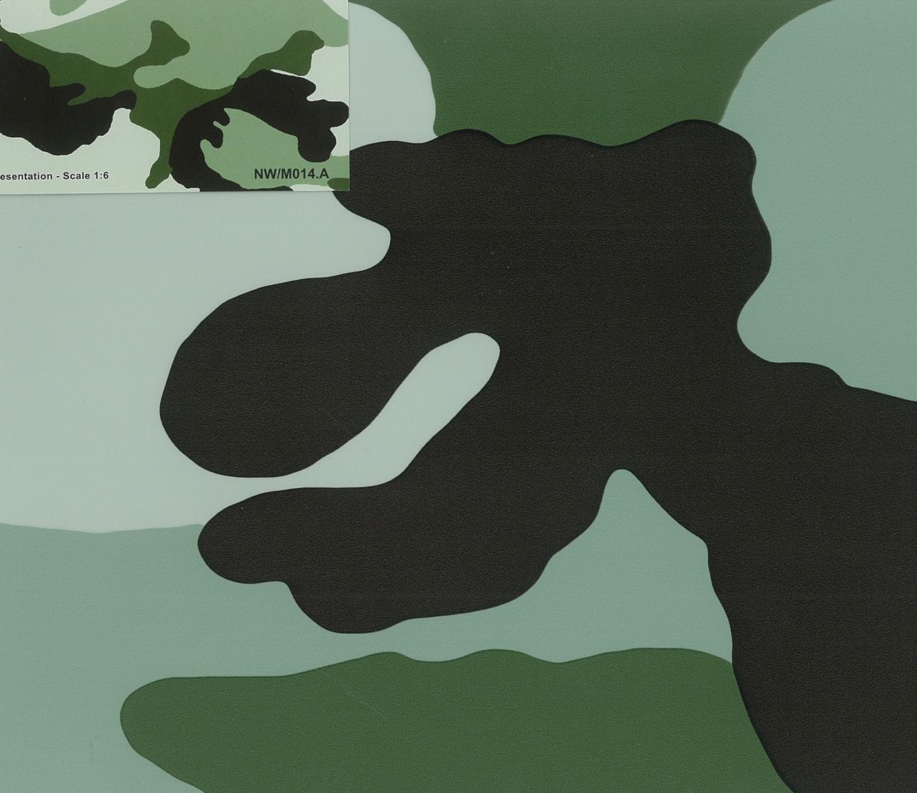 4 d camouflage tarnfarben im armeelook klebefolien for Klebefolie billig