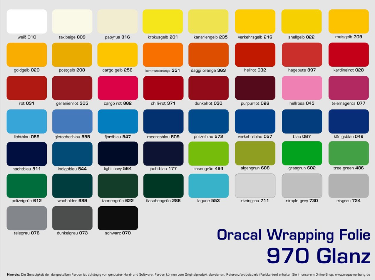 4 d autofolien oracal 970 wrappingfolien farbig glanz oder matt carbon metallic folienshop. Black Bedroom Furniture Sets. Home Design Ideas